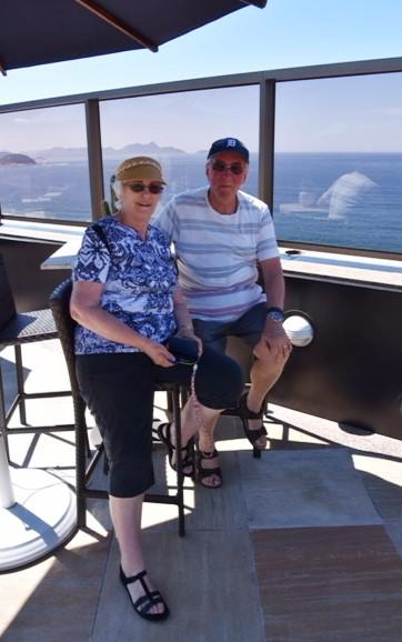 relishing retirement