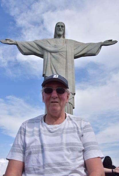 Michael Snelling in Rio
