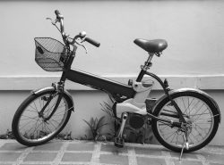 Save money on transport with an electric bike.