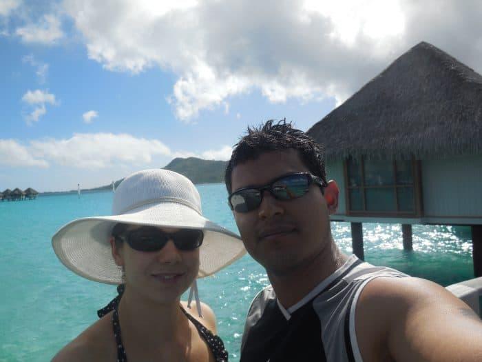 Enjoying Holiday at Bora Bora - Invest Blue