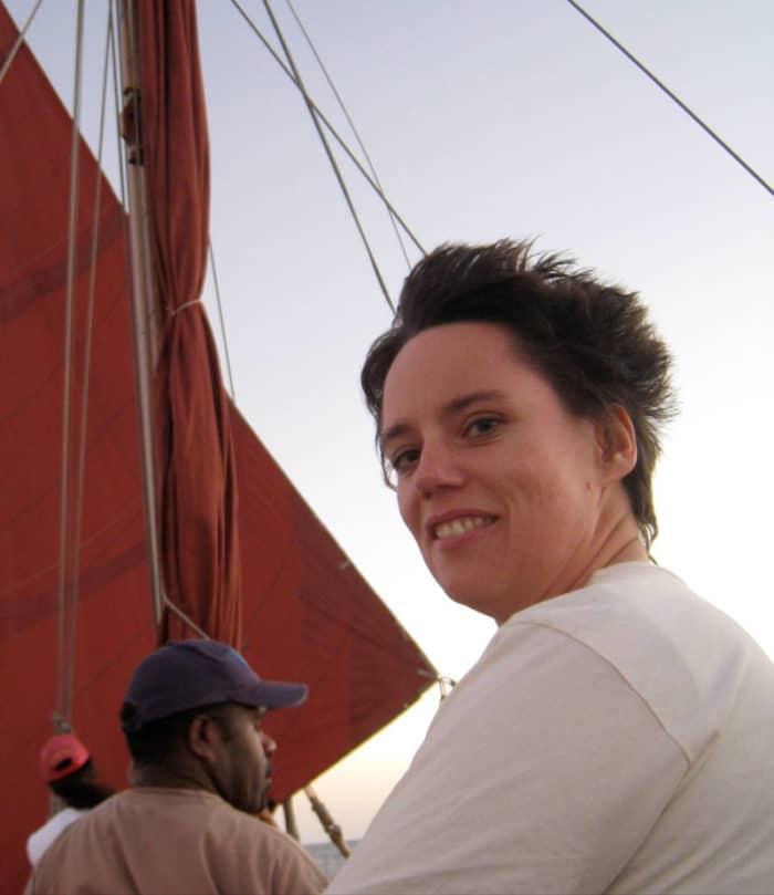 Caitlin Wyndham-Voyaging-Invest Blue