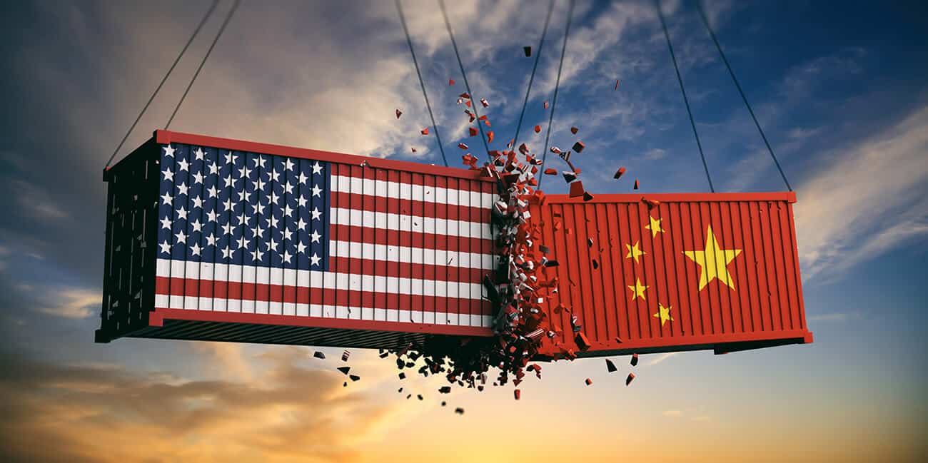 Escalating US-China trade war – triggering (another) correction in share markets