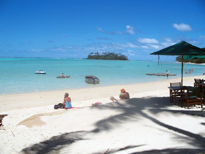 CTW Bliss - Muri Beach Lagoon Cook Islands