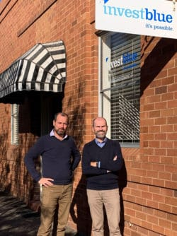 New chapter for Invest Blue in Scone